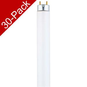 Sylvania #21916 FO40T8/841/XP/ECO3 40W 5 ft. 4100K T8 Fluorescent Tube 23601