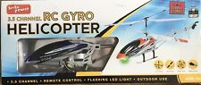 3.5 Channel RC Gyro Helicopter Flashing LED Light Remote Control