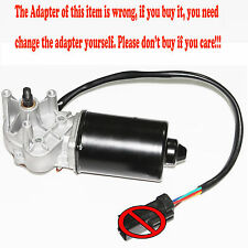 Windshield Wiper Motor for Jeep TJ/Wrangler wtih WRONG ADAPTER (Connector) !!!!