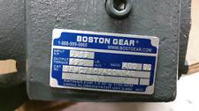 Boston Worm Gear Speed Reducer Sfwc718v400nb4g Ratio 4001 New In Box