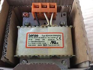 Lenze mains filter ezn 3a1500H003