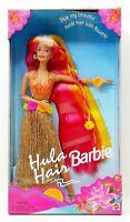 1996 Mattel Hula Hair Barbie Doll No. 17047 NRFB