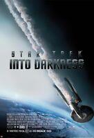 "STAR TREK: INTO DARKNESS - MOVIE POSTER / PRINT (US REGULAR) (SIZE: 27"" X 40"")"