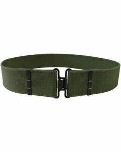 Cadet MOD Belt S95 Working Dress British Army Style Uniform Olive Green