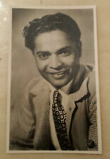 Vintage Film Star Real Photograph Postcard- SABU