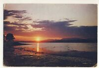Old Postcard (1962) - Sunset Over Beauly Firth, Inverness-shire - Posted M152