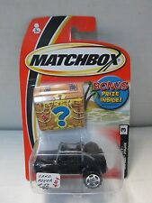 Matchbox Treasure Chevrolet Impala Police mispack error