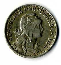 Moneda Republica Portuguesa 1964 1 escudo coin