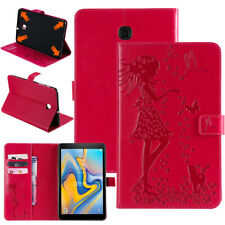 Shockproof Leather Wallet Case Cover For Samsung Galaxy Tab S4 10.5 T830 2018
