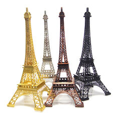 Tall Giant Paris Metal Eiffel Tower Table Centerpiece, 15-Inch, 20-Inch, 24-Inch