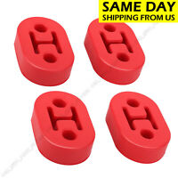 4 Fits Acura/Honda Integra/Accord Exhaust Hanger Insulators Reduces Vibration