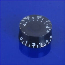 1pc Speed Control Knob Numerals Electric Guitar Part for Gibson Les Paul