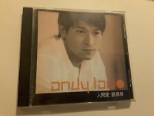 Andy Lau  CD love in the world 人間愛-劉德華1999