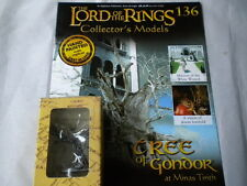 Lord of the Rings Figures Issue 136 Tree of Gondor at Minas Tirith - eaglemoss