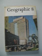 DDR Geographie Lehrbuch Klasse 8 1969 Afrika Amerika Australien Polargebiete