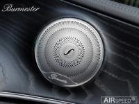 BURMESTER SPEAKER COVER for Mercedes Benz 2 Gloss Style 4pcs