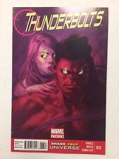 Thunderbolts #13 Comic Book Marvel 2013