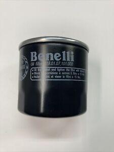 Filtro olio Benelli cod. 018010710100 per Benelli TNT Tornado Tre-k 899 900 1130