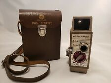 Bell & Howell 624 8mm Movie Camera - Vintage Decor or Parts
