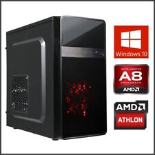 10-core Gaming Computer Desktop PC Tower Quad Core 16GB 3.8GHz 1TB