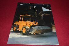 John Deere 244E Loader Dealer's Brochure DCPA6