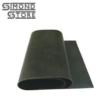 "Neoprene Rubber Sheet Black 1/4"" thick x 12"" x 36"" FREE SHIPPING 55A+/-5"