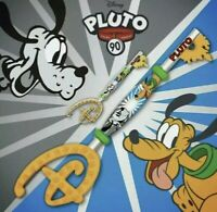 Disney Pluto 90th Anniversary Key AND Pin 🔥set of 2🔥