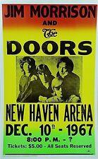 "The Doors New Haven Arena 16"" x 12"" Photo Repro Concert Poster"