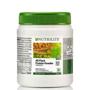 Amway Nutrilite All Plant Protein Powder 200gm//LONG EXPIRY//SEALED PACKING