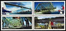 "CANADA 2013a - Architectural Heritage ""Bridges"" (pa52913)"