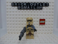 Lego Minifig: Scarif Stormtrooper (Shoretrooper) - Captain - sw787