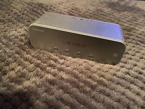 Samsung EO-SG900 Level Box Mini Portable Bluetooth Speaker Silver Holiday Office