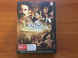 Deadwood : Season 1 (DVD, 2005, 4-Disc Set)