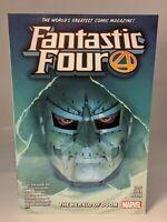 "FANTASTIC FOUR VOL. 3 ""THE HERALD OF DOOM"" by Dan SLOTT"