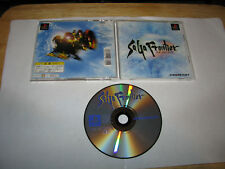 Saga Frontier Playstation PS1 Japan import