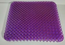 PURPLE The Simply Purple Seat Cushion w/Box PSC-SMP-01 EXCELLENT Pre Owned