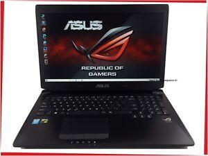 "17.3"" Asus ROG G750 Gaming Laptop Intel i7 Quad 16GB 120GB SSD +1000GB GTX Win10"
