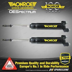 Monroe Front OEspectrum Shock Absorbers for Audi A4 B8 A5 QUATTRO S5 8T 08-on