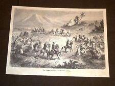 Guerra d'Africa Cavalleria Tunisina o di Tunisi