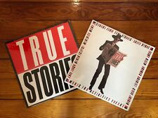 Talking Heads - True Stories + Sounds From... 1986 Sire Vinyl Factory Sealed NM