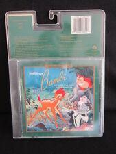 Bambi Original Soundtrack CD Classics Walt Disney Records Sealed Lyrics Book