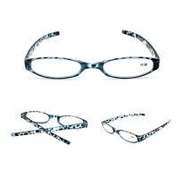 f79c7854915c2 New Rimless flexible TR90 Frame Blue Eyewear Reading Glasses Reader +1.00  ~+4.00