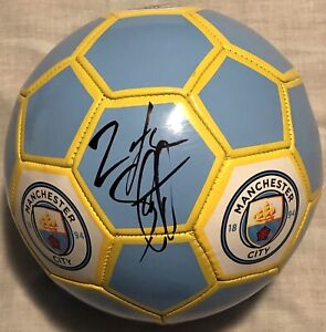 Zack Steffen Signed Autographed Team USA Soccer Ball Manchester City Psa/Dna