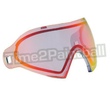 Dye I4 / I5 Thermal Replacement Lens - Bronze Fire **FREE SHIPPING** Paintball