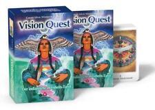 Vision Quest. Buch mit 78 Karten - Gayan Sylvie Winter / Jo Dose - 9783908646761