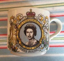 Silver Queen Jubilee Mug