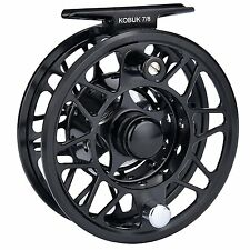 KastKing Kobuk Waterproof Fly Fishing Reels 3/4 74 mm dia