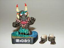 Mikuras Figure from Ultraman Diorama Set! Godzilla Gamera