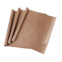 3 Pack Teflon Sheet for Heat Press Transfers Art Craft Supply Sewing 16 x 16 New