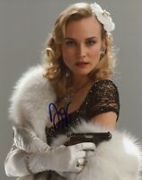"~~ DIANE KRUGER Authentic Hand-Signed ""Inglourious Basterds"" 8x10 Photo D~~"